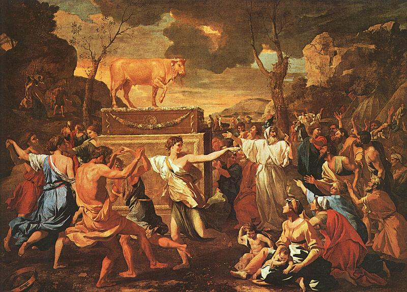 Poussin Golden Calf Day 11 Full