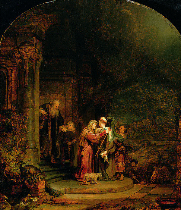 the-visitation-rembrandt-harmensz-van-rijn Full